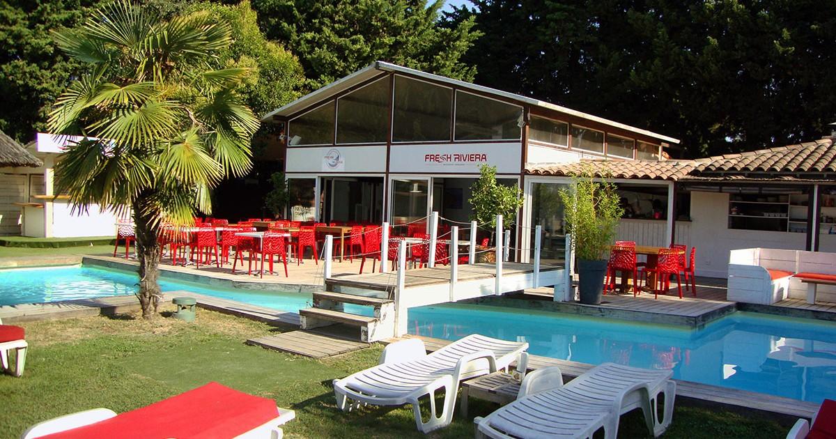 fresh riviera caf restaurant piscine aix en provence